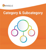 Category and Subcategory Listing